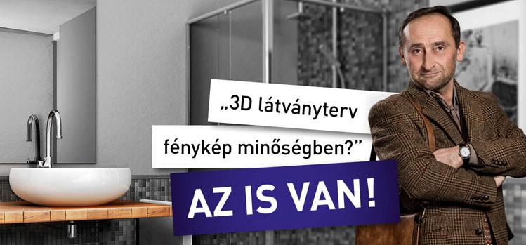 3D látványtervezés