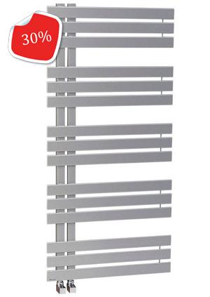 Sapho Silvana fürdőszobai radiátor